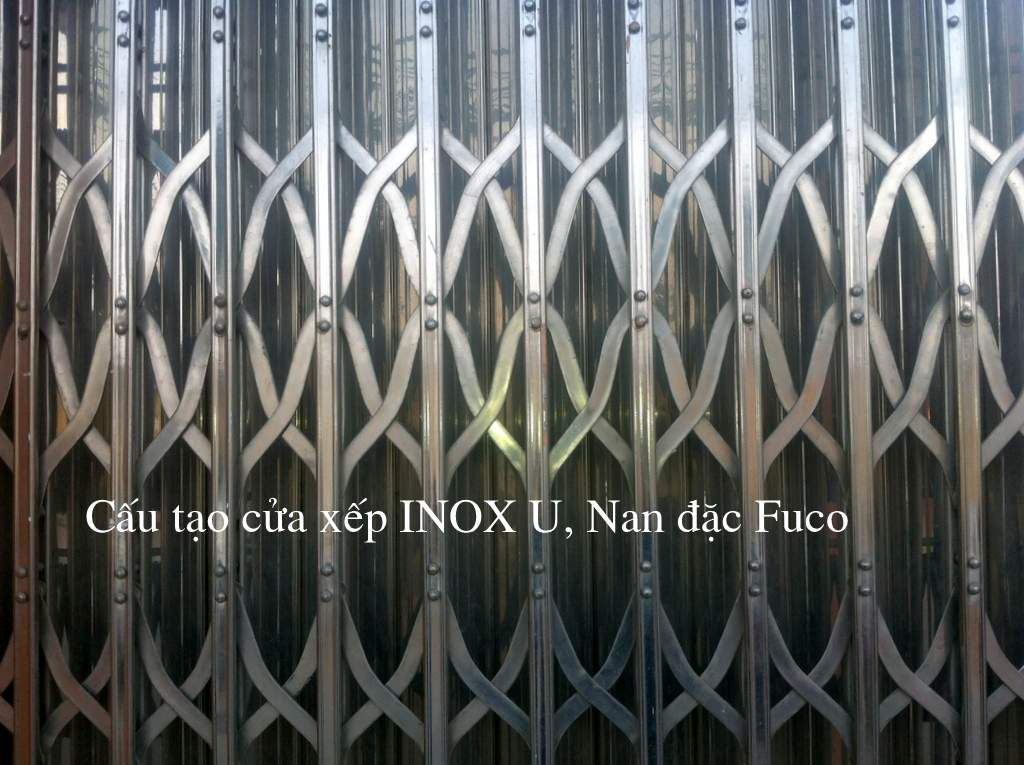 nan cheo of in xep inox
